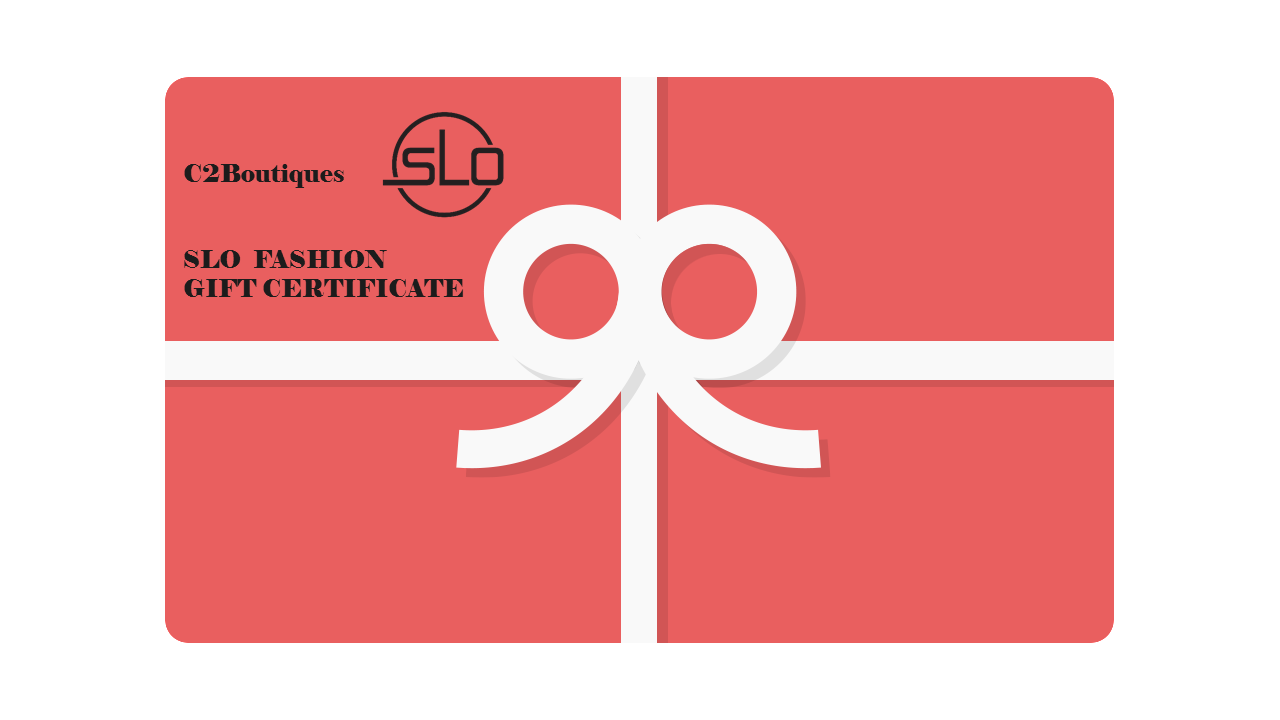 SLO Fashion Handbag Online Gift Card