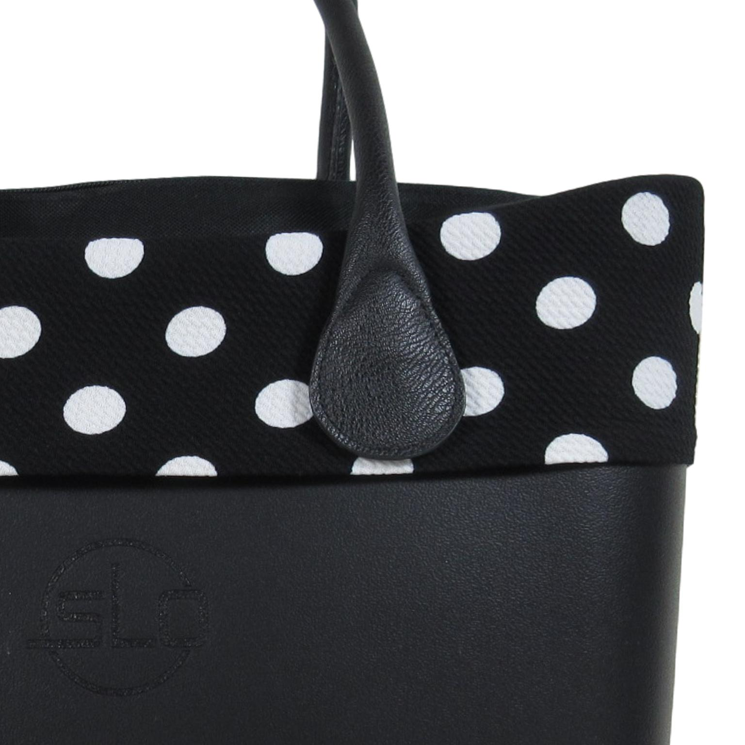 SLO Fashion Knit Polka Dot Trim accessory