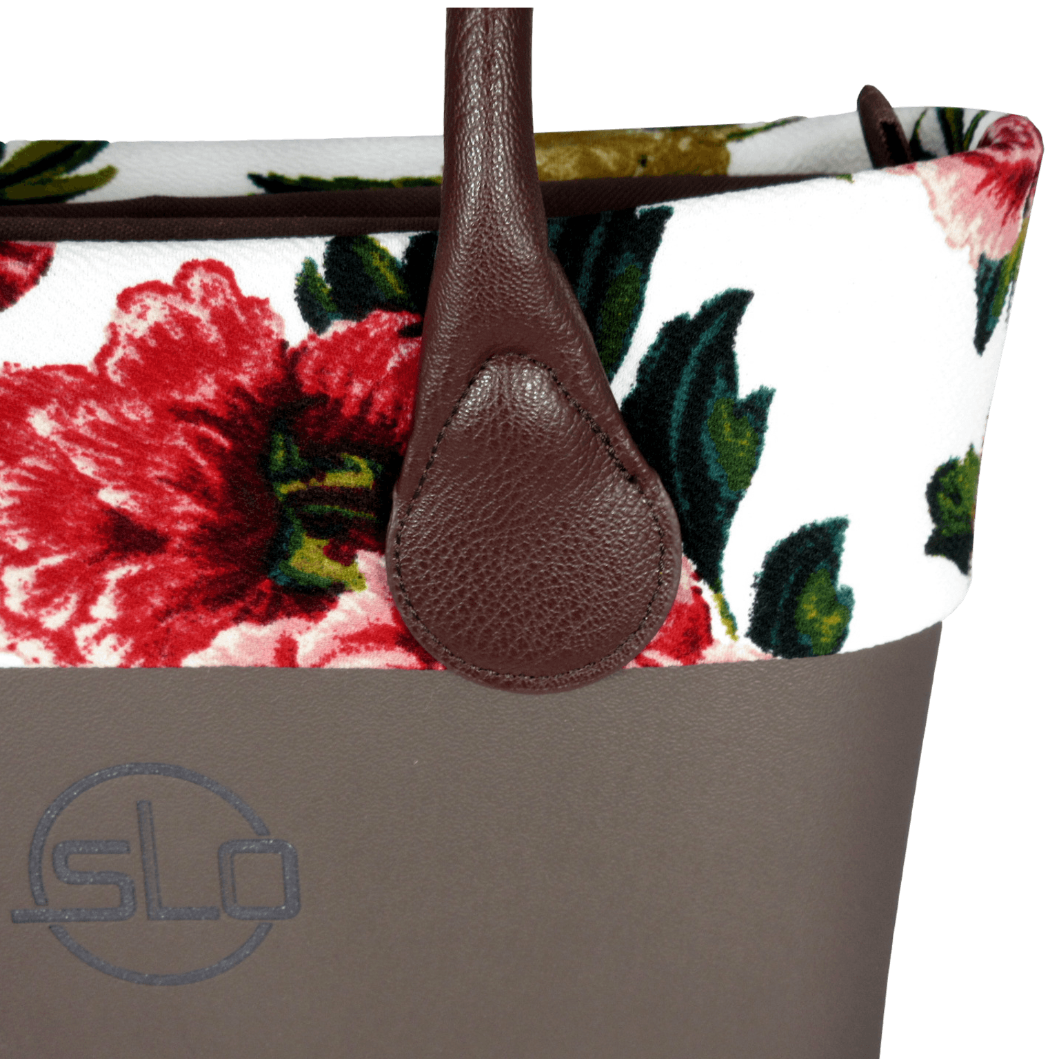 SLO Fashion Floral Trim Accessory