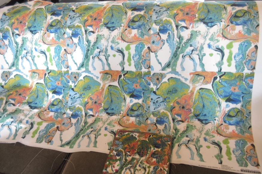 Fabric from spoonflowers.com has arrived!!