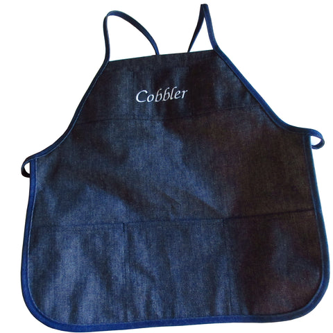Denim Cobbler Apron