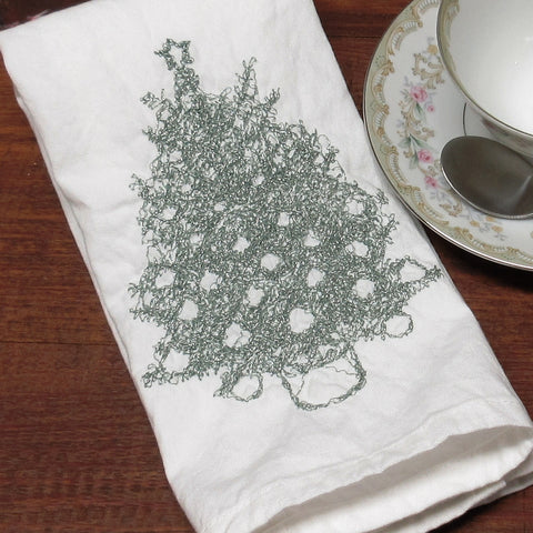Christmas Tree Towel - last one!