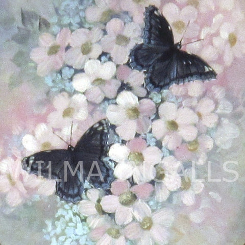 Butterflies- set of 2