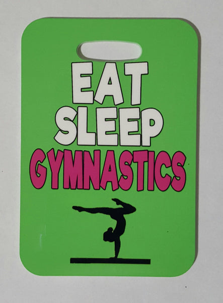 Gymnastics Bag Tag - FlipTurnTags