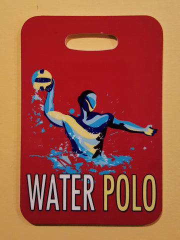 Water Polo Bag Tag - FlipTurnTags