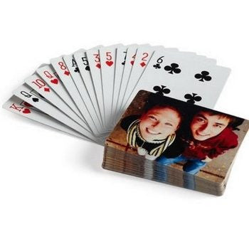 Photo Playing Cards - HandmadeJunction.in