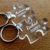 Puzzle Key chain - HandmadeJunction.in