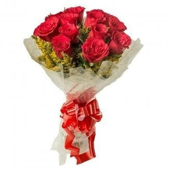 Red Roses - HandmadeJunction.in