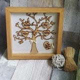 Family Tree Frame - HandmadeJunction.in