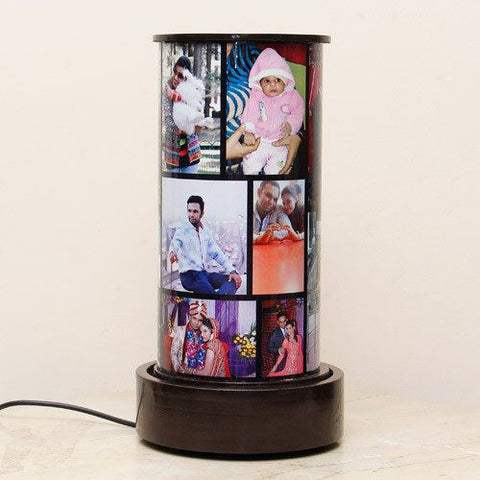 Revolving Lamp_Handmade Junction