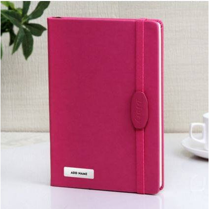 Pink_Personalized_Diary
