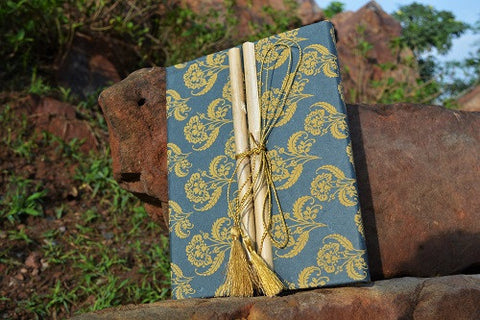 Bamboo Vintage Diary