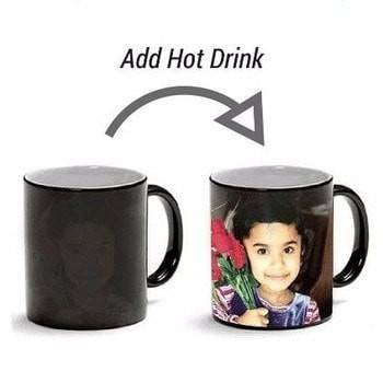 Personalized Magic Mug - HandmadeJunction.in