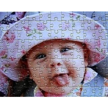 Personalized Photo Puzzle - HandmadeJunction.in