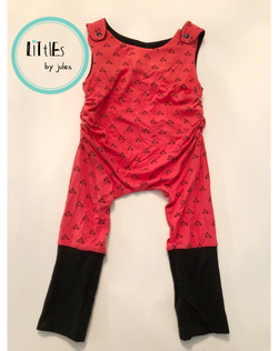 Littles - Grow with me Rompers