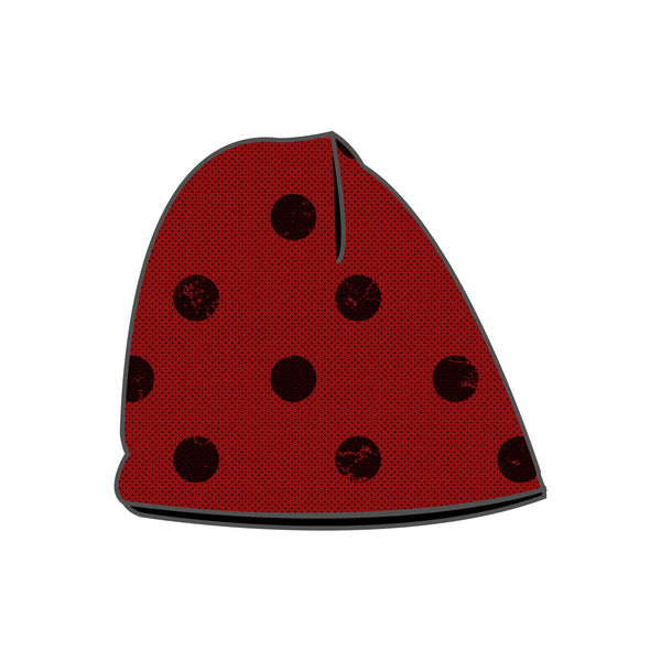 Reversible Beanie - Holiday Dots