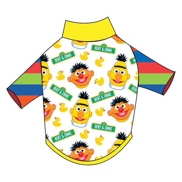 T-Shirt - Bert & Ernie Ducky Time