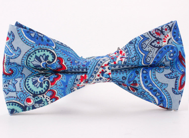 Buddy Bow Ties - The Evans - Ruff Stitched