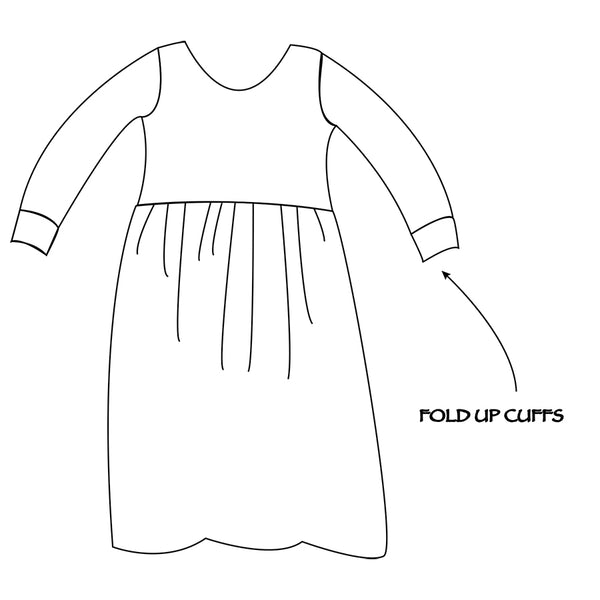 The Snuggle is Real - Kids Boundless Dress