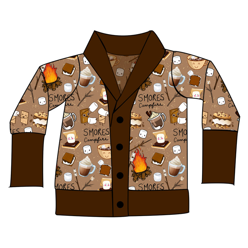 Boyfriend Cardi - I Love You S'more