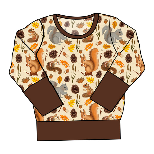 Crewneck - Nuts For Fall