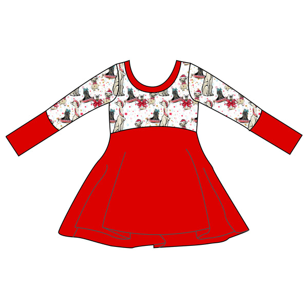 Grow With Me Dress - Happy Dogmas