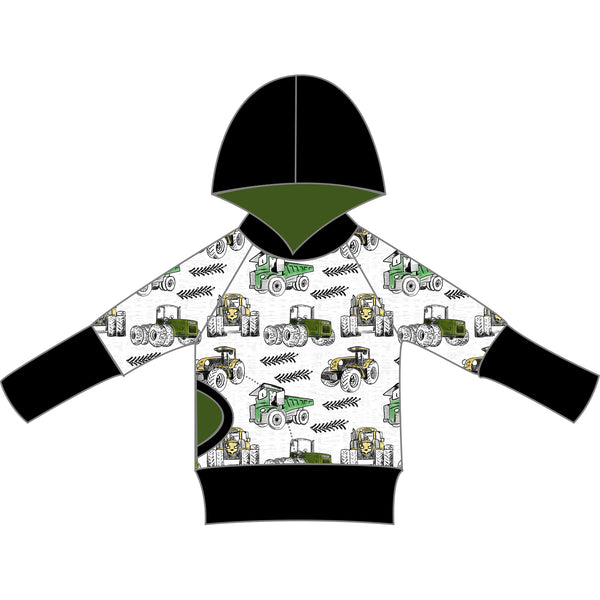 Grow With Me Hoodie - Diggin' It