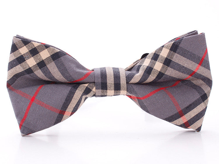 Buddy Bow Ties - The Beckham - Ruff Stitched