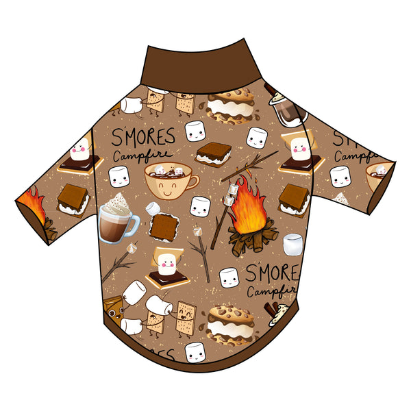 PREORDER Shop by Print - I Love You S'more