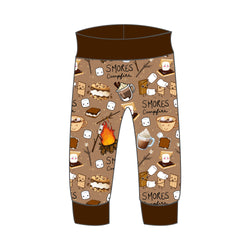 Grow With Me Joggers - I Love You S'more