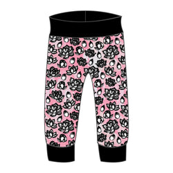 Grow With Me Joggers - Pink Lotus