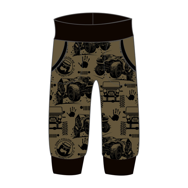 Grow With Me Joggers - Off Roading