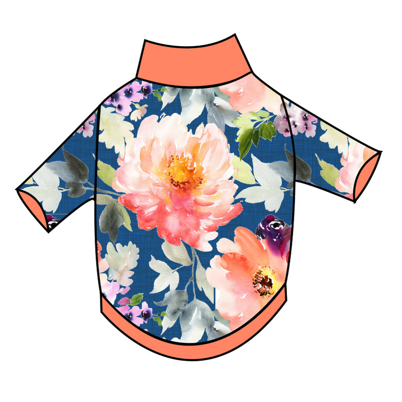 Spring Floral T-Shirt - Ruff Stitched