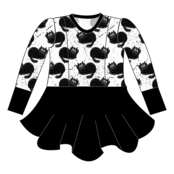 Peplum - Cat Is The New Black