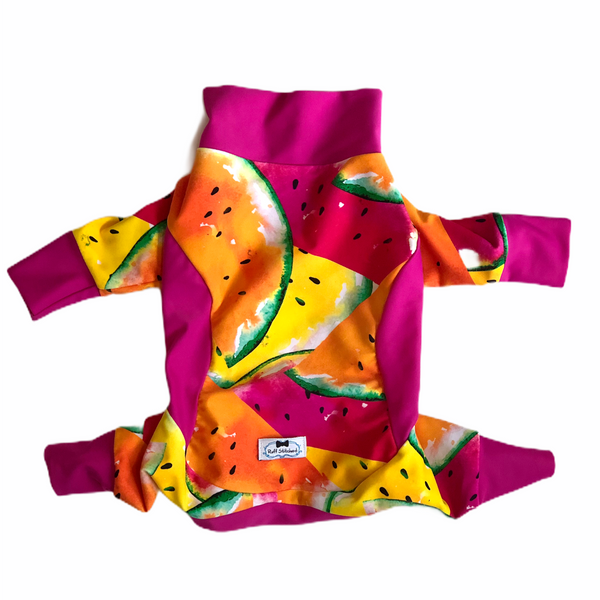 Juicy Melons Swim - Ruff Stitched
