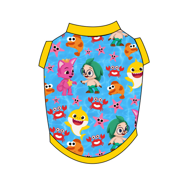 Pinkfong & Friends T-Shirt - Ruff Stitched