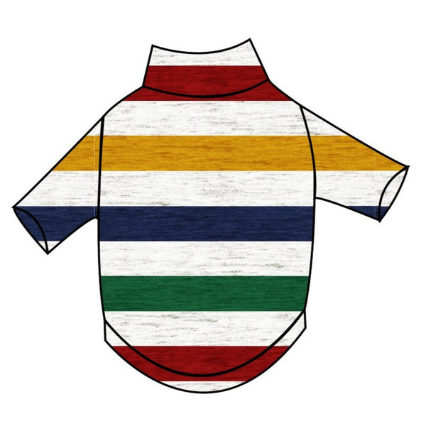 Primary Stripes Crewneck - Ruff Stitched