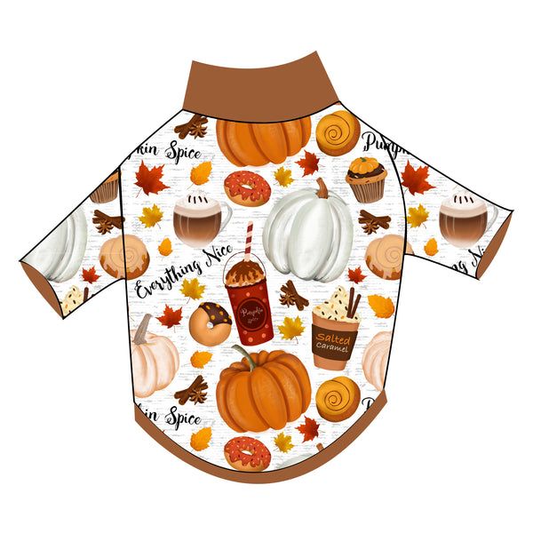 T-Shirt - Pumpkin Spice & Everything Nice