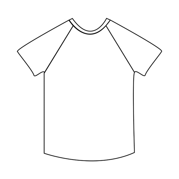 Children's Raglan T-Shirt
