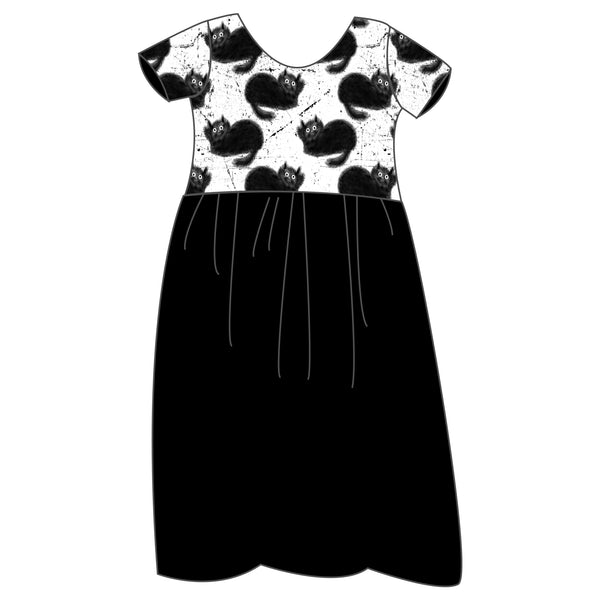 Boundless Maxi Dress - Cat Is The New Black