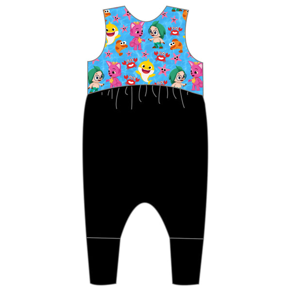 Relaxed Romper - Pinkfong & Friends
