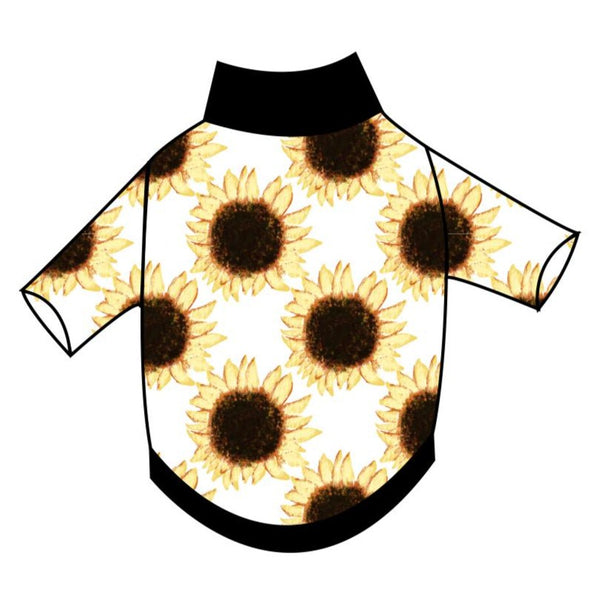 Sunflowers T-Shirt - Ruff Stitched