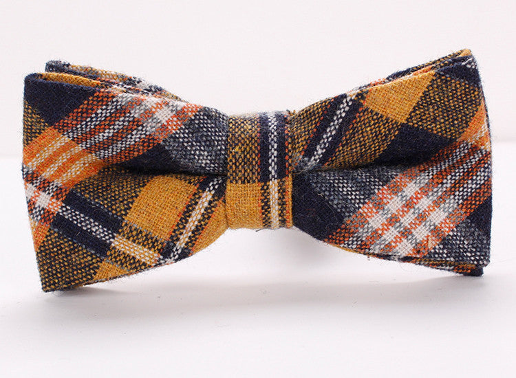 Buddy Bow Ties - The Timberlake - Ruff Stitched