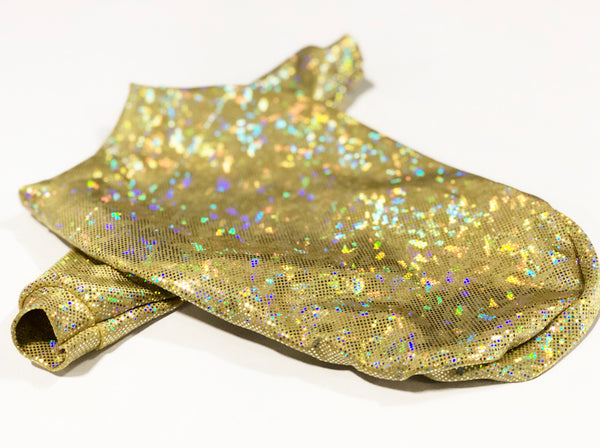 Gold Hologram T-shirt