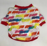 Jersey Shirt - Rainbow Party