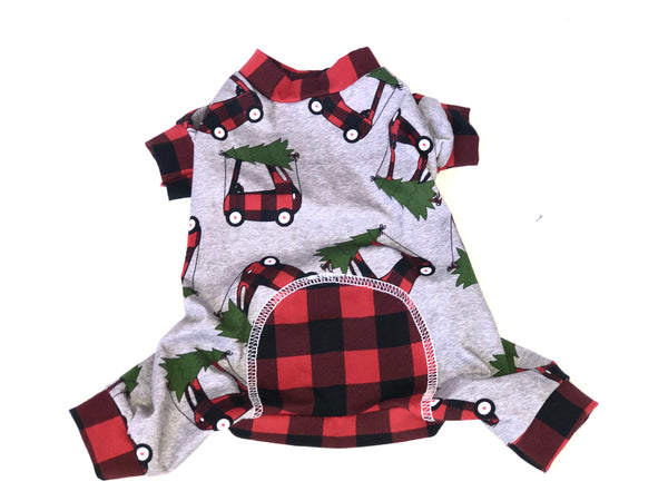 Cozy Cars Onesie