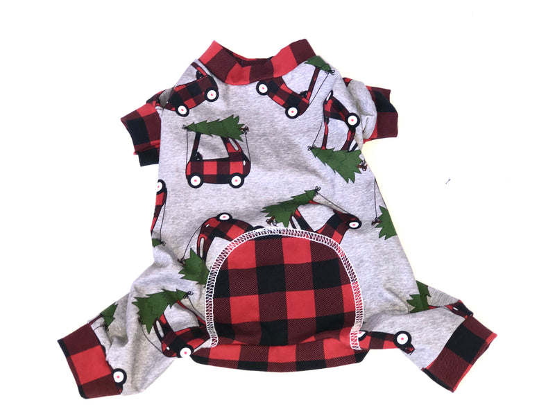 Cozy Cars Onesie - Ruff Stitched