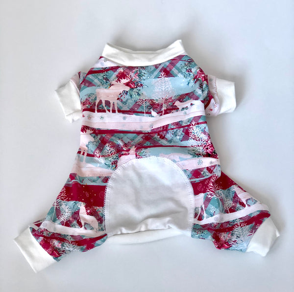 Winter Wonderland Onesie - Ruff Stitched