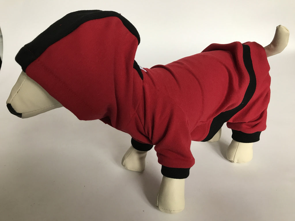 DOGAwear - Red and Black