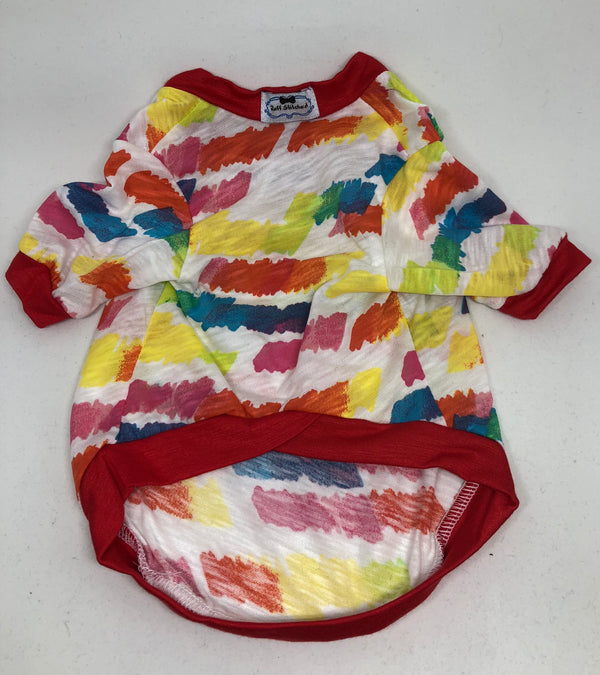 Jersey Shirt - Rainbow Party - Ruff Stitched